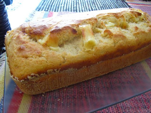 Pão bolo de queijo