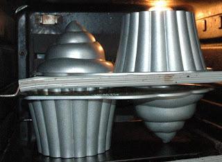 gluten free wedding cupcake tower phase 4