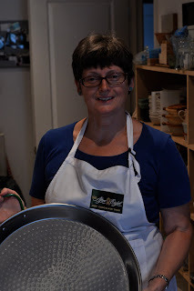 langoustine paella