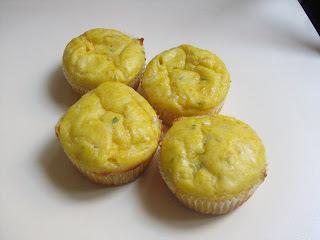 Palline di Cheddar (Cheddar Cheese Puffs)