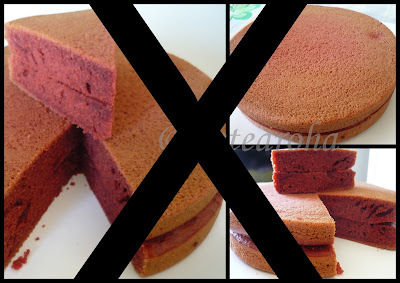 Red Velvet Cake, a feast for the sheeps & lambs @_@
