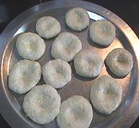 badusha flour