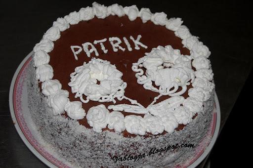 A keresztelői torták