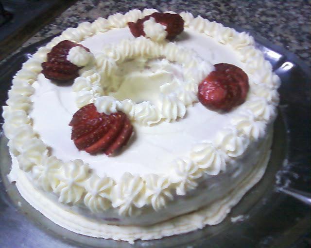Torta Ángel