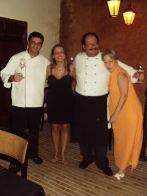 Visita ao Recife..............................Gengis Khan !