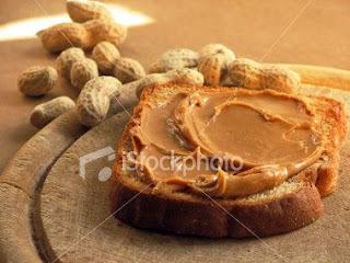 Pasta de Amendoim(Peanut Butter)