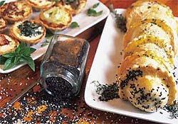 Pastel de Forno com Recheio de Tender - reciclar é uma delícia!