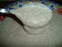 Fettucini ao molho de nozes