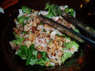 Salada da Carolina Ferraz