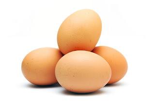 Los ingredientes: 3er posteo, el huevo