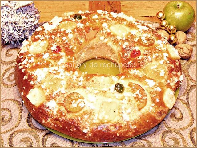 Roscón de Reyes (receta infalible)