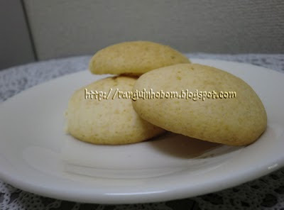 Biscoito bicho-da-seda