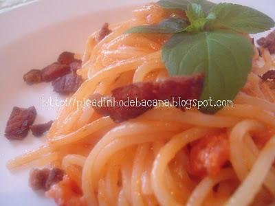 Spaguetti Toscano