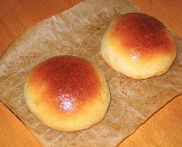 de pão de fécula de batata de liquidificador