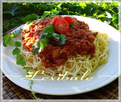Sauce à spaghetti de Dune55