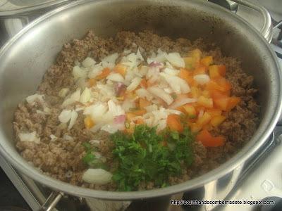 de molho de cheiro verde para batata frita