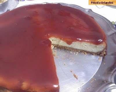 torta romeu e julieta com ricota
