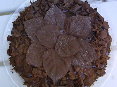 Torta Príncipe Negro