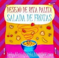 Combinado de Frutas Refrescante - Desejo de RITA PALITA