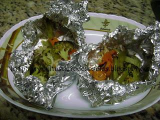 Papillote cozinhar os alimentos embrulhados é  saudável  e  deixa sua comida deliciosamente  perfumada