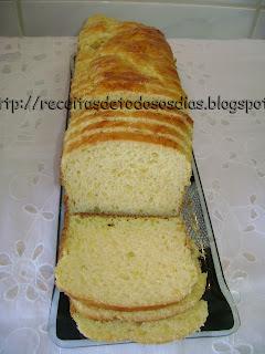 Pão de Iogurte da Betechef