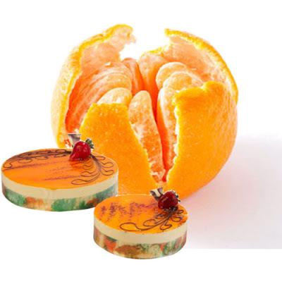 mousse de tangerina ana maria braga