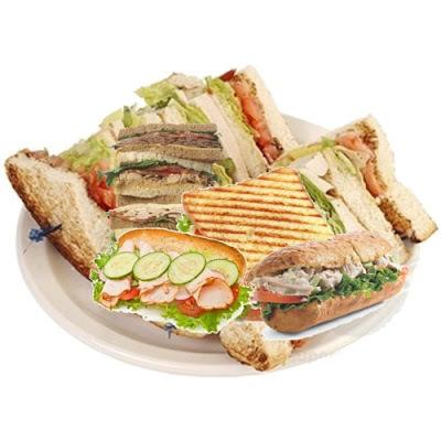 de sanduiches naturais para levar para praia