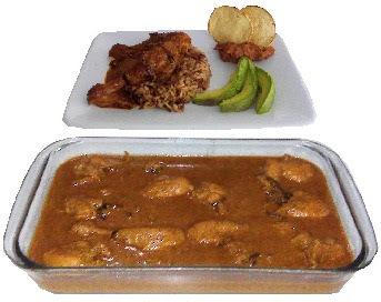 cocinar con piernas de pollo