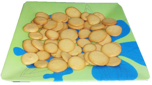 Galletitas de yema