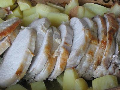 cuisson roti de porc au cookeo