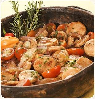 Sabores tradicionais de países se misturam na Fusion Culinary