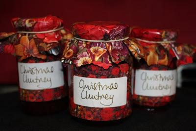 onion and sultana chutney