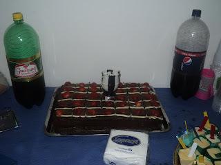 bolo de aniversário salgado para cachorro