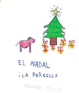 El Nadal i la porcella.