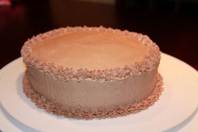 Torta Floresta Negra de Araque, porém fácil