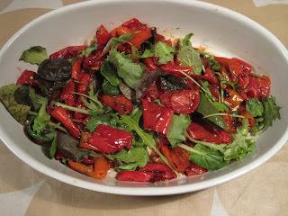 bagte peberfrugter