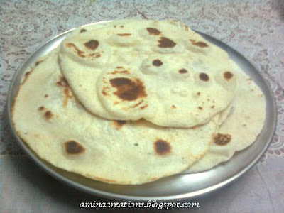 HOW TO MAKE NAAN WITHOUT AN OVEN