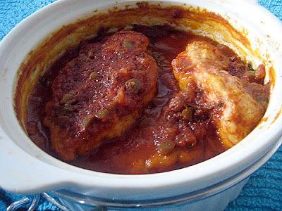 como dourar frango no forno
