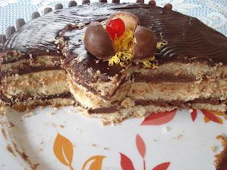 cobertura de bolo com gordura vegetal e leite condensado e leite em po
