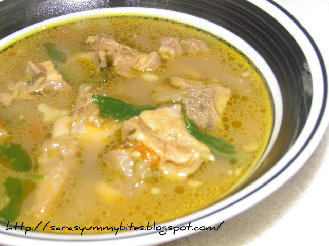 mutton soup by sanjeev kapoor
