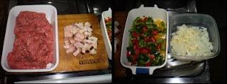 molho vermelho com carne moída do marcelo
