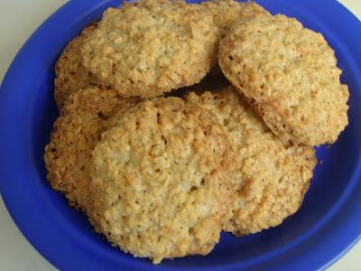 bolacha de aveia sem farinha de trigo