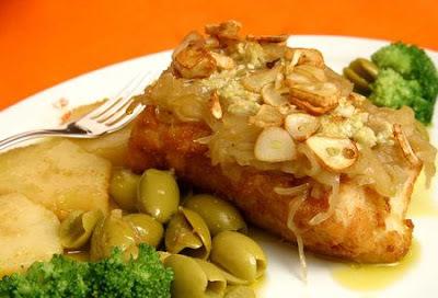 Bacalhau Crocante ao Alho para suas Boas Festas!
