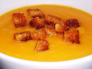 Crema de moniato