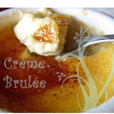 CRÈME BRULÉE DE CHOCOLATE BLANCO