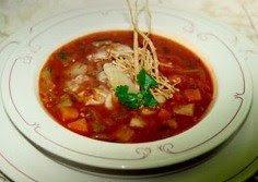 Sopa de ostión… ¡No es crema!