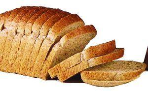 Massas:Pão integral saúde