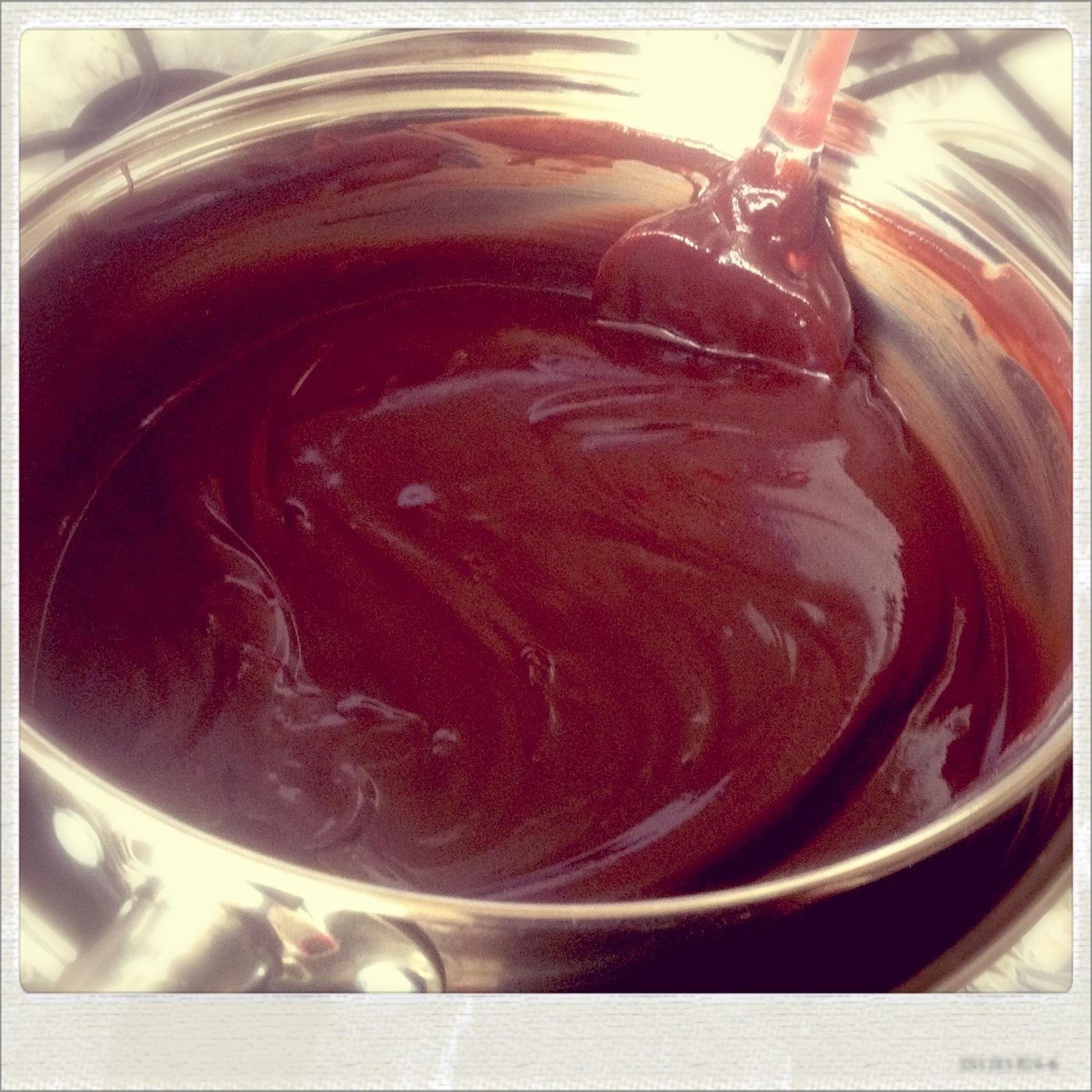 Sobremesa: Bolo de Chocolate Amargo da Roberta Sudbrack