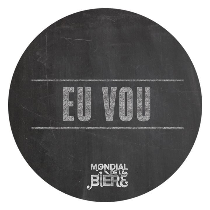 No Rio, começa hoje o Mondial de La Bière, quem vai?!