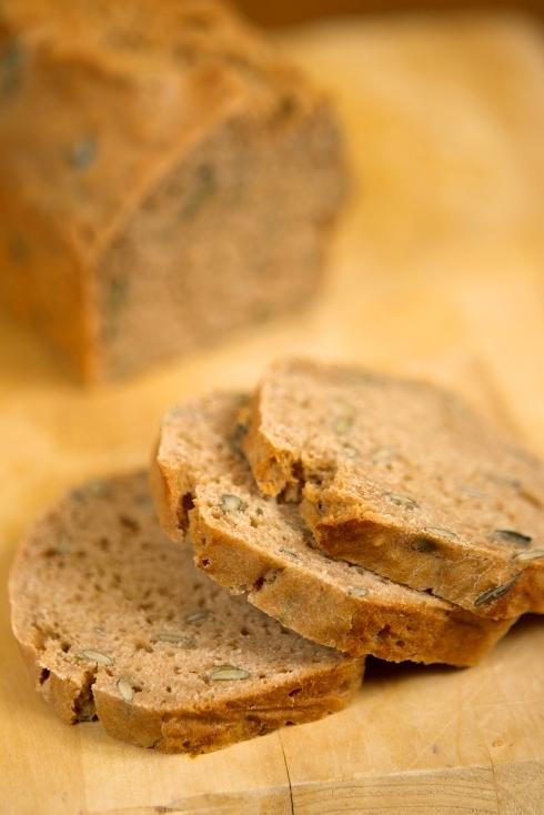 Domáci chlebík za 3 minúty
